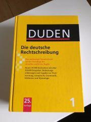 Duden 25 Auflage