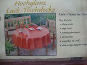 Lack - Tischdecke