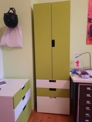 Ikea Stuva Malad Grundlig Kleiderschrank