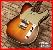 Fender Telecaster Custom Shop 62