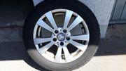 Orginal Mercedes Aluräder 7 x