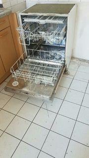 Alte Miele Spülmaschine funktioniert einwandfrei