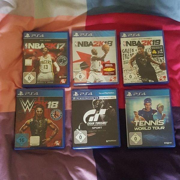 ps4 Sport spiele