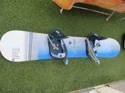 Snowboard Trans 157 mit Bindung
