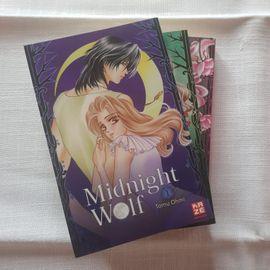 Comics, Science fiction, Fantasy, Abenteuer, Krimis, Western - Midnight Wolf Manga Band 1 -