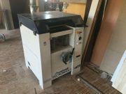 Hobelmaschine Holzkraft Typ Tecnomax S41