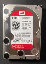 HDD 4TB SATA 6 Gb -