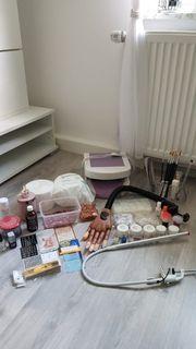 Acryl Nägel Set komplett