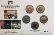 Münzen Medaillen - Sonderstatz Deutsche Einheit