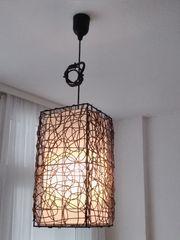 Decken Hänge Lampe - WIE NEU