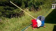 Putzwagen mit 2 Wasserbehälter