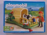 Playmobil 5124 Kälbchen-Aufzucht neu Original