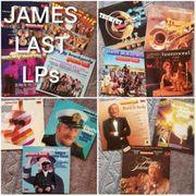 13 Vinyl-LPs JAMES LAST Schallplatten