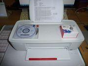 HP Deskjet 1110 USB-Tintenstrahldrucker