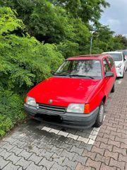 Opel Kadett E Oldtimer