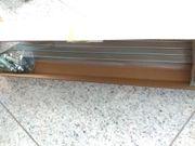 Balkon-Sichtschtzfächer Radius ca 1 35m