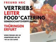 Vertriebsleiter Food Catering a g