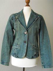 Jeansjacke Jacke Damen Gr 42