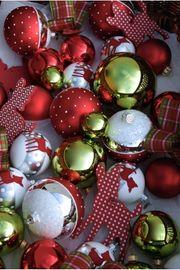 Christbaum Schmuck Weihnachten Deko Advent