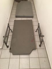 VW T4 Multiflexbord für Schlafbank