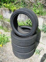 4 Reifen 195 45-16 Neuwertig