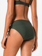 HUNKEMÖLLER Damen Rio Bikinislip Khaki