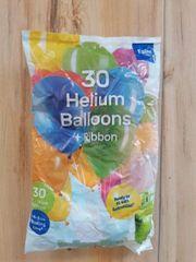 Helium Balloons bunt
