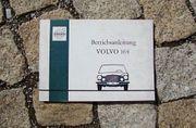 Betriebsanleitung Volvo 164 1970 Oldtimer