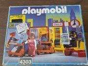 Playmobil Bahnhof