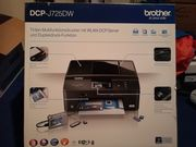 Brother DCP-J725DW Multifunktionsdrucker Tintenstrahldrucker