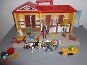 Playmobil 5348 Mein Pferdestall zum