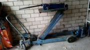 Lkw Bagger Radlader Traktor Auflieger