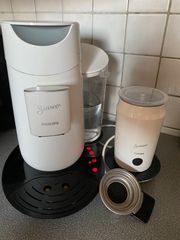 Philips Senseo mit Milchaufschäumer