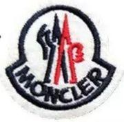 Aufnäher Patch Moncler plein stone