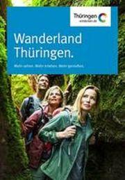 Thüringen Wanderkarte zu verschenken