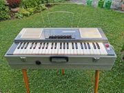 elektrisches Kofferharmonium Typ Harmona