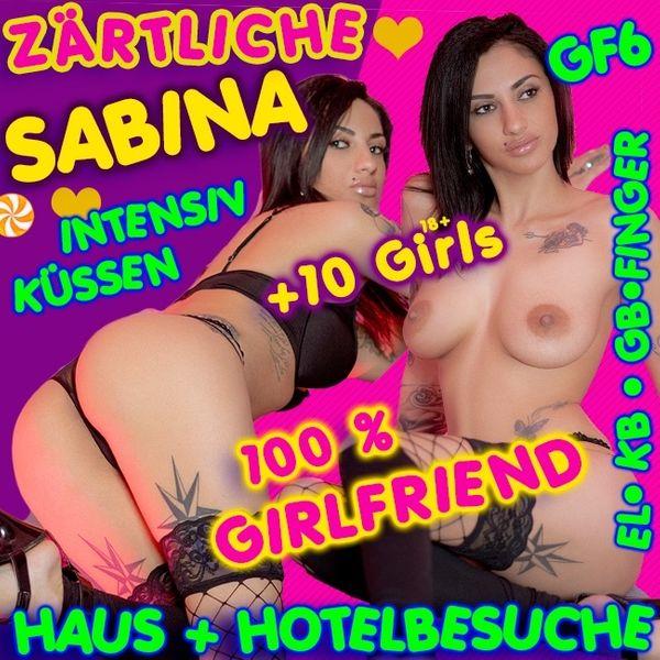 Ich bin Sabina deine verdorben