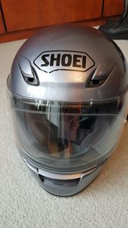 Motorradhelm Damen Shoei XR 1000