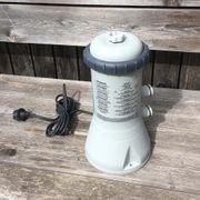 Intex Krystal Clear Filter Pumpe