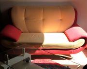 2-er Sitzer Sofa gebraucht SEHR