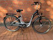 Prophete ALU E-Bike Elektrofahrrad Unisex