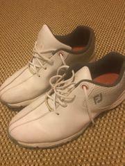 Golfschuhe weiß Mädchen Gr 36