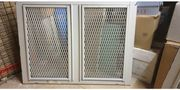 Kellerfenster Stahl 2-flügelig 80x60 cm