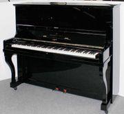 Klavier Steinway Sons K132 schwarz