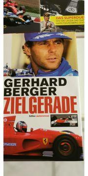 Gerhard Berger - Zielgerade