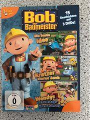 DVD Bob der Baumeister
