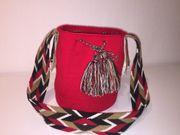 Wayuu Tasche handgemachte kolumbianische Handtaschen