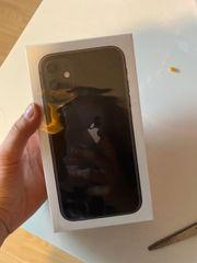 iPhone 11 neu in schwarz