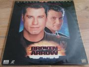 Broken Arrow Laserdisc US Version