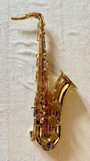 Yamaha YTS-62 Tenor Saxophone inkl